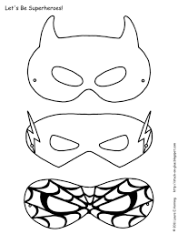 Small Picture Coloring Download Batman Mask Coloring Page Batman Mask Coloring