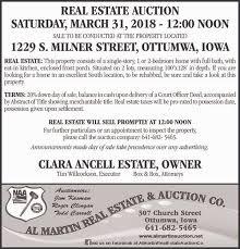 Real Estate Bill Of Sale Classy By Category Al Martin Real Estate Ancell Estate