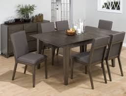 dining room sets gray on black dining room sets for