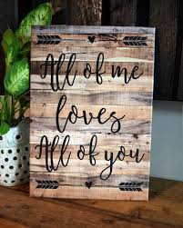 Farm house inspired love canvas 14 x 20 size