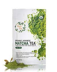 Organic Matcha Green Tea Powder - Classic Japanese <b>Natural</b> Tea ...