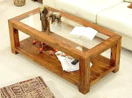 best wood for coffee table best of glass and wood coffee table with coffee table glass