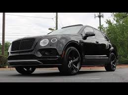 2018 bentley bentayga. fine bentley 2018 bentley bentayga black edition to bentley bentayga