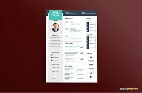 Download Simple Resume Cover Letter In Modern Look 3 Colors