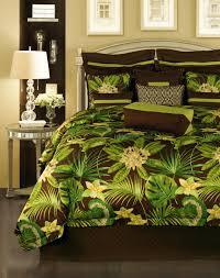Rainforest Bedroom Rose Tree Rainforest 4 Piece King Size Comforter Set Free