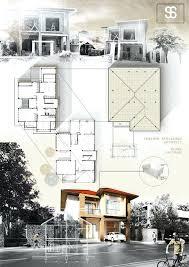 Design Presentation Boards Architectural Design Presentation Best