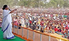 slew of people. wb cm inaugurates a slew of projects at bongaon people