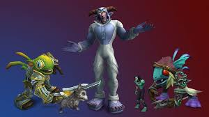 Blizzconline is february 19th and 20th, 2021. Blizzcon 2019 Virtual Ticket Items Finduin And Gillvanas Murlocs Wendigo Woolies Transmog Noticias De Wowhead