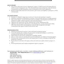 Sample Military Administrative Assistant Resume Valid Executive ...
