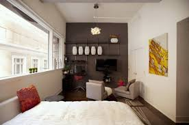 18 Urban Small Studio Apartment Design Ideas