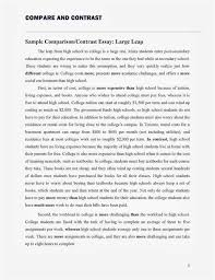 two effective ways on comparison and contrast essay writing comparison and contrast essay block method there are two basic patterns writers use for comparison