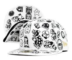111 スーパーマリオニューエラ入荷on Spotzcom 帽子屋