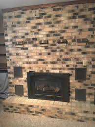 interior fireplace paint colors surround insert tile colours mantel stone red fireplace paint colors