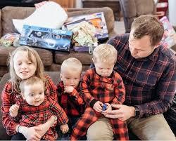 Duggar family Christmas 2019   Duggar family, Duggars, Dugger family