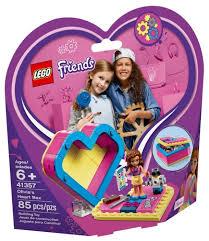 <b>Конструктор LEGO Friends</b> 41357 Шкатул... — купить по выгодной ...