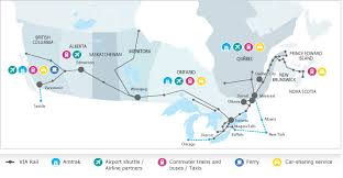 Image result for via rail