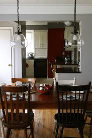 image of cool dining room light fixture design