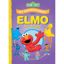 Elmo Bathroom Decor The Official Pbs Kids Shop My Adventures With Elmo And Friends