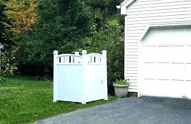 Image Storage Shed Trash Can Holder Outdoor Garbage Storage Ideas Shed Gar Repinologycom Trash Can Holder Outdoor Garbage Storage Ideas Shed Gar Repinologycom
