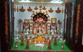 decoration ideas for varalakshmi vratham
