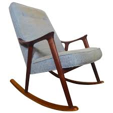 Rocking Chair Modern midcentury modern sculpted rocker by ingmar relling at 1stdibs 5953 by guidejewelry.us