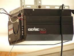 genie pro garage door opener remote creative genie pro stealth garage door opener in small home
