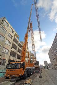 Grove 165 Ton Crane Load Chart Hermann Kranverleih Puts Grove Gmk5150l To Work In Southern
