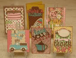 Cards Made With Cricut Creative Card Cartridge  My Little Card Making Ideas Cricut