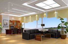 Ceo Office Reception Area Partition Ideas