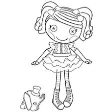 Small Picture Lalaloopsy Pages Free Printables 10049 Bestofcoloringcom
