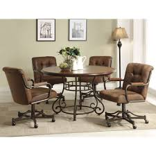 dining chair with casters. winsome dining chairs with casters wholesale wood table and swivel uk chair e