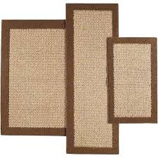 accent rugs black rug sets com mainstays sisal accent rugs set of 3 home decorator accent rugs architecture