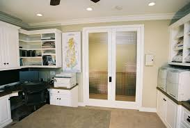 office french doors. Double French Pocket Doors Traditional-home-office Office I