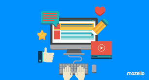 Create Your Own Blog Mozello Blog How To Create Your Own Website What Content