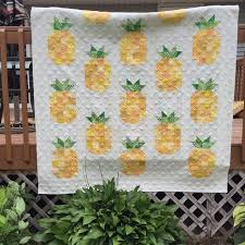 Pineapple Quilt Pattern Impressive Listen Learn Sew With Pat Free Pattern Quilting Pinterest
