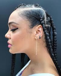38 Best Braided Hairstyles Celebrity Braid Ideas To Copy Glamour