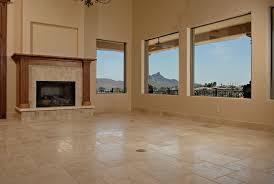 stone flooring install in chandler
