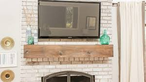 um image for mounting tv above brick fireplace 122 inspiring style for how to mount tv