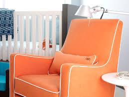 luca modern glider  baby nursery furniture by monte design