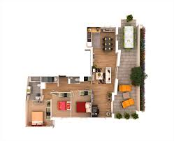 Studio Apartment Floor Plans Find This Pin And More On Apartment - Studio apartment floor plans 3d