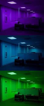 2x2 Led Drop Ceiling Lights Lowes Troffer Led Grid Lights 2x2 Foot 45 Watt Tuff Led Lights