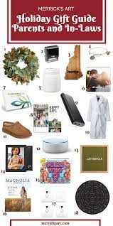 gifts for pas and in laws