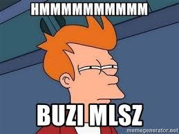 Mészöly kálmánt köszöntötte az mlsz vezetése. Hmmmmmmmmmm Buzi Mlsz Futurama Fry Meme Generator