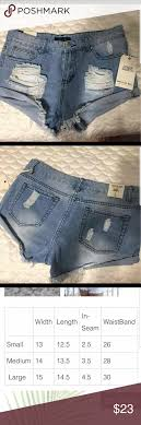 Denim American Bazi Shorts Brand New With Tags Ordered From