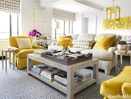 Living Room Ideas : Yellow And Grey Living Room White Yellow And Soft Brown  Color Combination