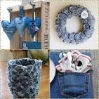 Что можно сделать из ненужных одежды