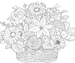 printable coloring pages of flowers coloring pages flowers for s flowers printable coloring pages printable coloring