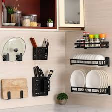 stainless steel wall mounted kitchen