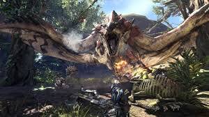 Monster Hunter World Tops Steam Charts Despite Lack Of