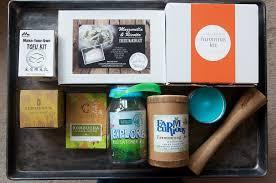 diy kits food in jars
